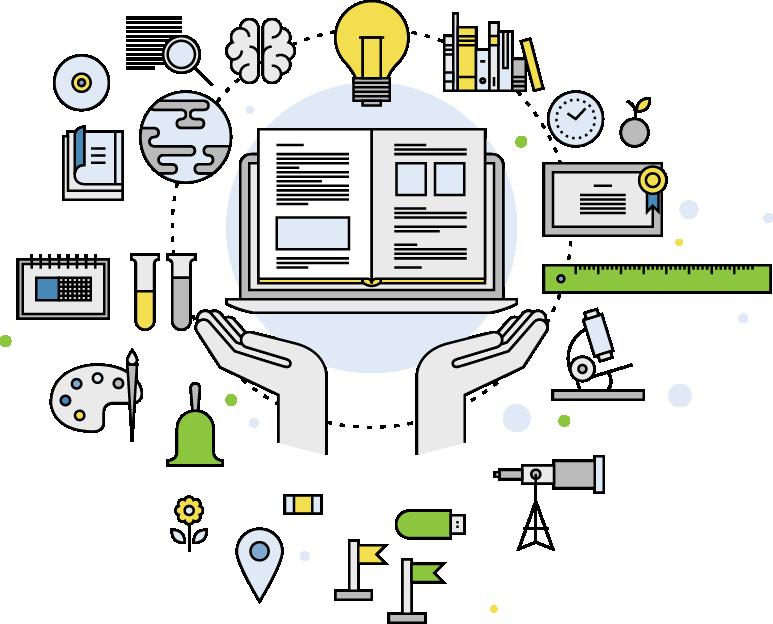 Empresas de soluciones e-learning para crear cursos online en Galicia
